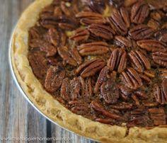 Nana's Southern Pecan Pie-1