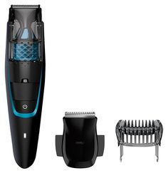 Buy Philips Series 7000 Beard and Stubble Trimmer with Integrated Vacuum System from our Beard & Stubble Trimmers range at John Lewis & Partners. Long Beard Trimmer, Beard Grooming Kits, Male Grooming, Trimming Your Beard, Types Of Beards, Long Beards, Daddy Gifts