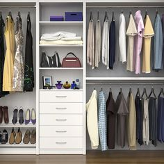 All-in-One Closet Kit