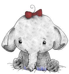 Ella the Elephant: For Sarah by ~minishadowlove on deviantART