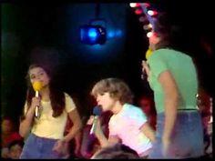 Quince grupos y cantantes de música infantil de los 70 y 80 - Yo fui a EGB Believe, Dawn, Mickey Mouse, Nostalgia, Memories, Rock, Concert, Videos, Youtube