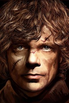 Game of thrones fan art Tyrion Lannister