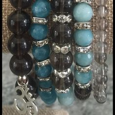 To purchase:  DM, email:  shinebrightjewelrydesigns@gmail.com or visit our Etsy store.  https://www.etsy.com/shop/ShineBrightDesign?ref=ss_profile
