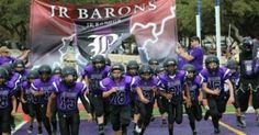 San Antonio's Jr. Barons find safety, security and success through Heads Up Football » Kindergarten through 12th Grade Sports