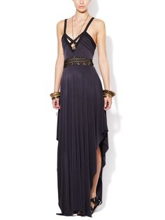 Bonita Back Maxi Dress by Free People at Gilt $170, only $90 on gilt