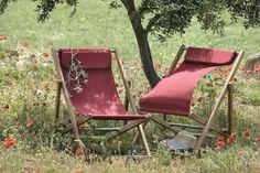 ELLE leżaki ogrodowe ETHIMO