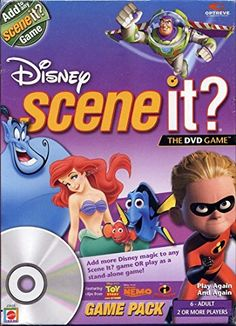 DVD Games - Disney Scene It DVD Game Pack * Details can be found by clicking on the image.