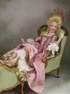 1:12 doll by Terri Davis