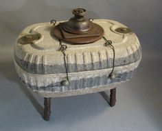 Asa- A Lidded Box-Grayson Malone - Don't know what it is but it looks cool.