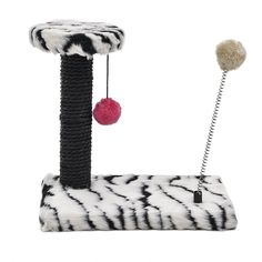 Small Cat Tree With Scratching Post 2 Tier Level for Kitten Cat Tower Condo Furniture Pet Toys Playhouse ** Read more at the image link. (This is an affiliate link) Small Cat Tree, Toy Playhouse, Cat Activity, Condo Furniture, Scratching Post, Play Houses, Pet Toys, Cats And Kittens, Cat Beds