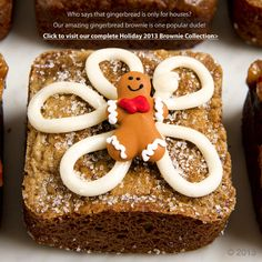 :: The Ultimate Brownie Bakery and Trendsetter in Sweet Treats : Brownies by Beverly Hills Brownie Company