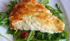 Aφράτη τυρόπιτα χωρίς φύλλο