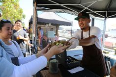 Here's 12 Things We Tried (and Loved) at the 2015 Eat Real Festival | Bay Area Bites | KQED Food