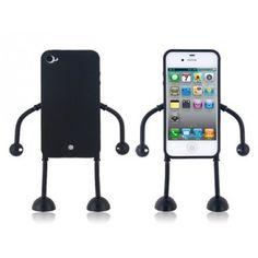 Capa de iPhone 4 - Robô Flexível