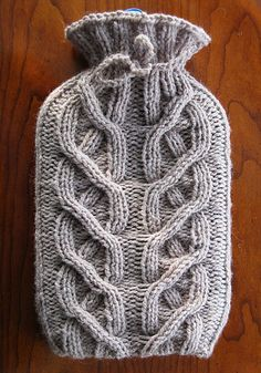 I believe next year's Christmas gift for teachers will be a hot water bottle and knitted cozy.