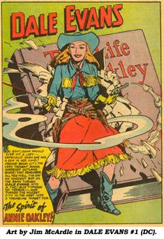 """""""Queen of the Westerns"""" Dale Evans"""
