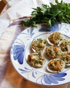 Perfect Baked Clams - Big Girls Small Kitchen