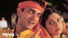 Radha Kaise Na Jale - Lagaan   Aamir Khan   Gracy Singh