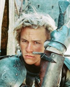 Heath Ledger In A Knight's Tale Color Photo Or Poster
