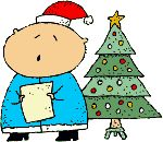 Christmas Stories read aloud for students on this site.