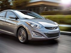 Sexy and Mother Approved – The Hyundai Elantra