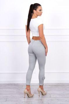 Blugi dama gri - 83 Lei -    Compozitie:  75% bumbac ,  20% poliester,  5% elastane -   Comanda acum!  #divashopromania #divashop #hainefemei #blugi  #fashion #fashionista #fashionable #fashionaddict #styleoftheday #styleblogger #stylish #style #instafashion #lifestyle #loveit #summer #americanstyle #ootd #ootdmagazine #outfit #trendy #trends #womensfashion #streetstyle #streetwear #streetfashion #shopping #outfitoftheday #outfitinspiration #ootdshare #trendalert #boutiqu Fashion Addict, Outfit Of The Day, Curves, Street Wear, Sporty, Street Style, Lifestyle, Stylish, Sexy