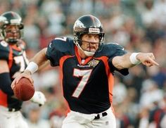 John Elway is listed (or ranked) 1 on the list The Best Denver Broncos of All Time