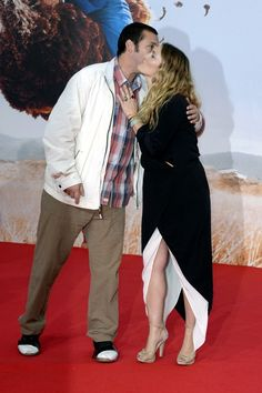 Adam Sandler and Drew Barrymore: 'Blended' Premieres in Germany