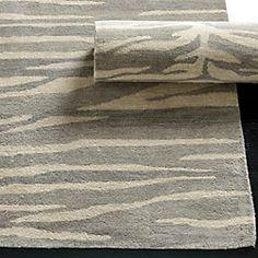 Zebra Tufted Rug