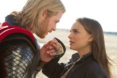 'I give you my word, I will return for you.' -Thor, 2011