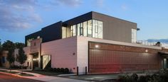 RDK arch. Office building. EQUITONE facade panels. address: 60 Honeck st., Englewood, NJ