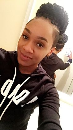 Crochet braids with shaved sides marley hair protective styles 20 Ideas for 2019 - Crochet Braid Styles Havana Twist Hairstyles, Shaved Side Hairstyles, Cute Hairstyles, Braided Hairstyles, Hairstyle Ideas, Havana Twist Styles, Havana Twists, Crochet Braids Marley Hair, Short Hair