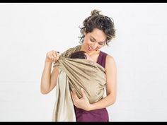 """This is """"Newborn, Legs In Carry"""" by Sakura Bloom on Vimeo, the home for high quality videos and the people who love them. Ring Sling Carries, Baby Sling, Mama Hacks, Sakura Bloom, How To Wear Rings, Baby Checklist, Baby Necessities, Babies First Year, Pregnancy"""