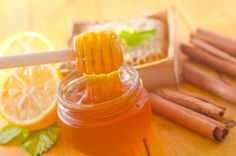 Beneficios de la miel y la canela que desconocías - Benefits of honey and cinnamon you did not know.