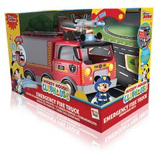 Harrods, designer clothing, luxury gifts and fashion accessories Toy Trucks, Fire Trucks, Mc Toys, Disney Mickey Mouse, 4 Kids, Department Store, Lunch Box, Twitter, Firefighter
