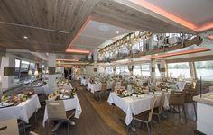Design MS Dürnstein ••• danube ship Ms, Conference Room, Ship, Table, Furniture, Design, Home Decor, Interior Designing, Meeting Rooms