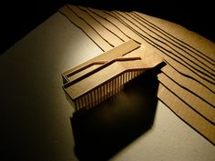 Tristan - Architecture: Massing Study Models