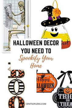 With the end of the year fast approaching, you know what festival is about to drop by? HALLOWEEN, of course! And that means Halloween décor! Get ready for the spooookiest time of the year! My Fb, Time Of The Year, Halloween Decorations, Meant To Be, Lifestyle, Seo, Blogging, Boss, Inspiration