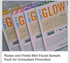 Get a glow on summer!! Ask me for a free sample packet!!  https://bpatton.myrandf.com