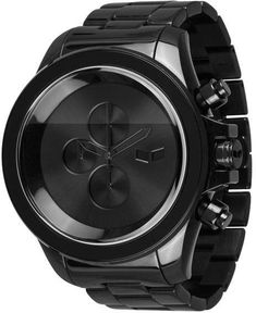 Vestal Minimalist Watch -Stripped down to the core! The brand new Minimalist Zep is simply the most minimal chronograph ever made. And Watchismo is proud to share this exclusive timepiece before anyone else! Cool Watches from Watchismo Men's Watches, Luxury Watches, Cool Watches, Watches For Men, Vestal Watches, Black Watches, Unique Watches, Audemars Piguet, Gentleman