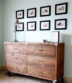 Ikea Tarva Dresser In Home Decor Ideas
