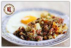 This ham and potato hash recipe from our HoneyBaked Ham Douglasville crew is a great way to use up your leftover HoneyBaked Ham from this weekends 4th of July festivities!