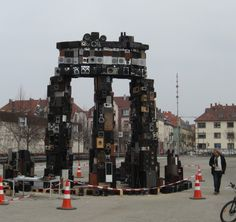 Project for the Sound Art exhibition at the ZKM/ Karlsruhe.