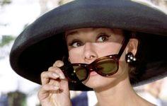 Classic Manhattan sunglasses from oliver goldsminth. okulary manhattan audrey