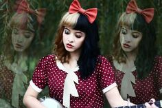 Melanie Martinez - This girl is amazing. Sad she didn't win her season but her talent does not disappoint.