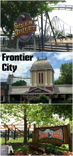 Oklahoma City's amusement park Frontier City is open every day all summer. It has high flying roller coasters, unique thrill rides, family friendly water rides and so much more.
