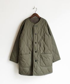 chimala(チマラ) WOMEN'S REVERSIBLE QUILTED JACKET