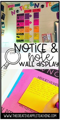 Learn how to begin implementing the Notice and Note signposts and reading strategies right away in your 课堂。 Also includes free resources to use with your students!