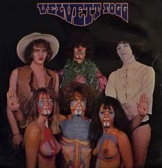 Velvett Fogg - Velvett Fogg. 1969