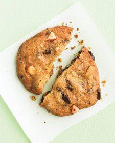 Almond, Chocolate Chip, Oatmeal Cookies
